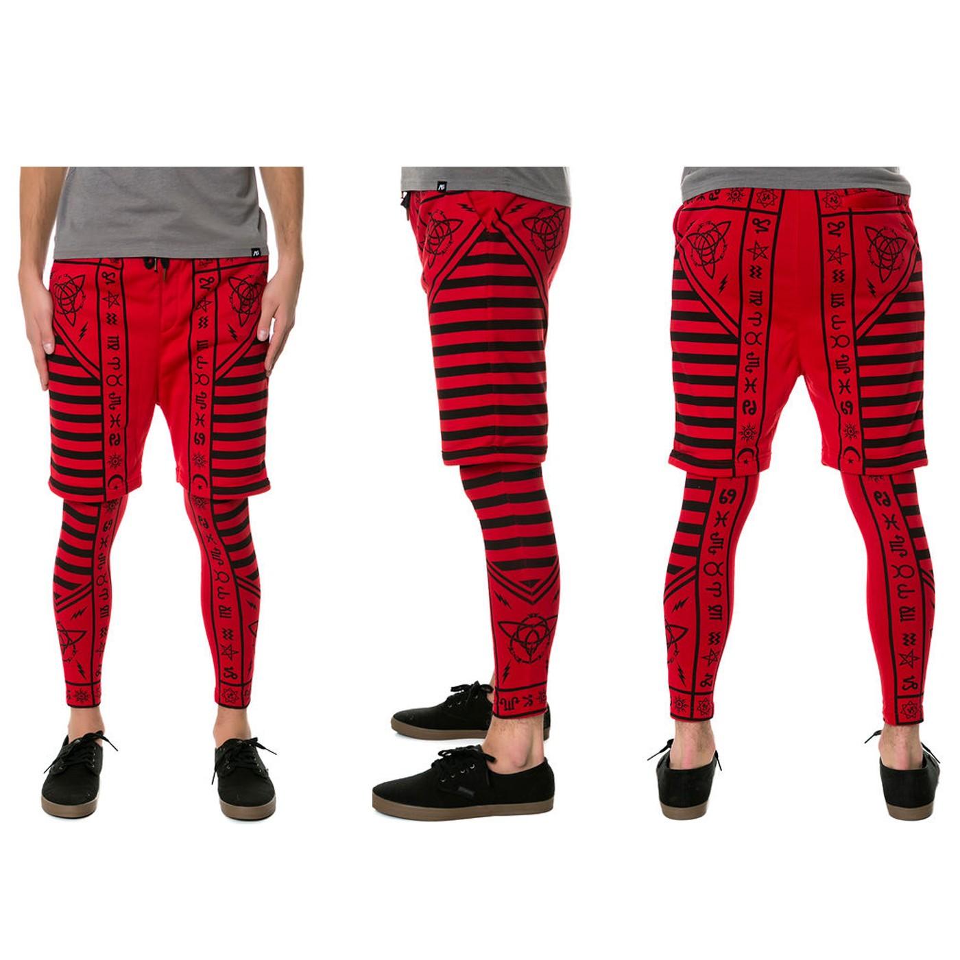 New Mens Square Zero 100/% Cotton Joggers Pants Stars Front//Back Pockets M-2XL
