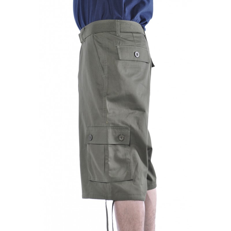 Wholesale Clay Mens Cargo Shorts 6pc Pre-packed
