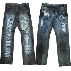 Wholesale Norm Core Mens Ripped Jeans 12pcs Pre-packed