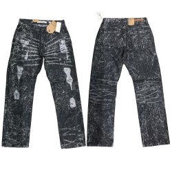 Wholesale Evolution Men's Ripped Jeans 12pc Pre-packed
