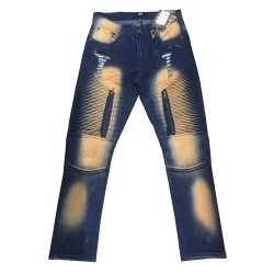 Wholesale MX Exchange Biker Denim Jeans 12pcs Pre-packed