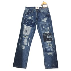 Wholesale MX Exchange Ripped Denim Jeans 12pcs Pre-packed