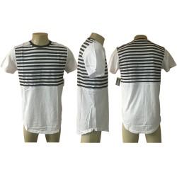 Wholesale Men's MX Exchange T-Shirt w/zipper 6pcs Pre-packed