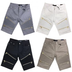 c270560c56 Wholesale Maxi Milian Men's Shorts w/ Zipper 12pcs Pre-packed
