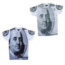 Wholesale Bare Fox Men's T-Shirt 6pcs Pre-packed