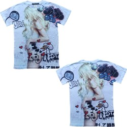 Kayden K Men's Sublimation T-Shirts 6pcs Pre-packed