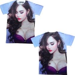 Kayden K Men's Sublimation T-Shirts 6pcs Pre-packed
