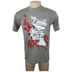 Wholesale Men's Print Screen T-Shirts 6pcs Pre-packed