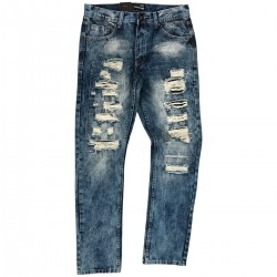 Wholesale Bleecker & Mercer Fashion Jeans 12 Piece Pre-packed