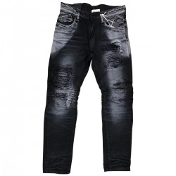 Wholesale Smoke Rise Fashion Jeans 12 Piece Pre-packed