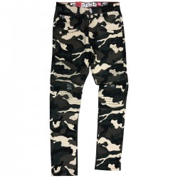 Wholesale Switch Camo Biker Jeans 12 Piece Pre-packed