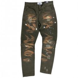 Wholesale Men's Twenty Two oz Fashion Jeans 12 Piece Pre-packed