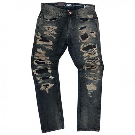 a3982d083fd Wholesale Men's Jordan Craig Fashion Jeans 12 Piece Pre-packed ...