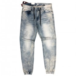 Wholesale Jordan Craig Jogger Denim Jeans 12 Piece re-packed