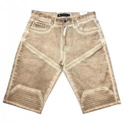 Wholesale Men's Akademics Denim Shorts 12pcs Pre-packed