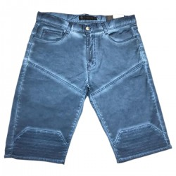 Wholesale Men's Akademics Denim Shorts 12pcs Pre-packed