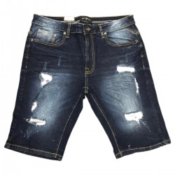 Wholesale Men's WT02 Denim Shorts 12pcs Pre-packed