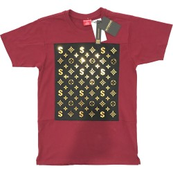 Wholesale Men's Victorious Fashion T-Shirts 6pcs prepacked
