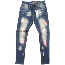 Men's Copper Rivet Jeans 12pcs prepacked