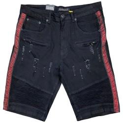 M Society Mens Stretch Denim Shorts 12pcs Pre-packed