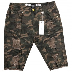 Argonaut Mens Stretch Denim Shorts 12pcs pre-packed