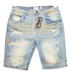 Mens Big Size 44-54 Denim Shorts 12pcs pre-packed