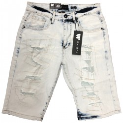Wholesale Waimea Fashion Denim Shorts 12pc Pre-packed
